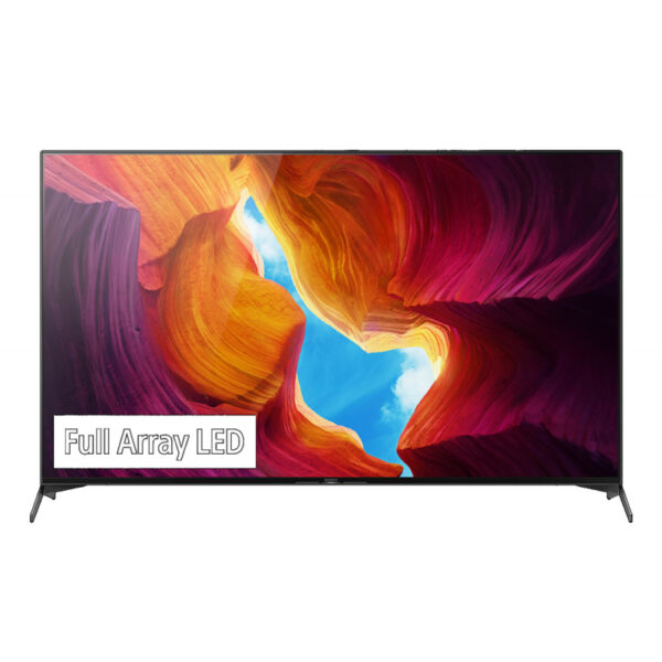 "TV SONY 75"" KD-75XH9505 4K HDR"